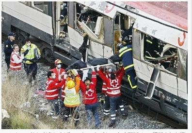 スペイン情報:マドリード列車爆破テロ事件、最高裁判決: スペイン語 ...